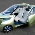 Auto del futuro Nissan Pivo 3 EV Concept