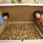 Piatti da Record: la pizza più grande del mondo