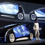 Auto del futuro Toyota Fun Vii