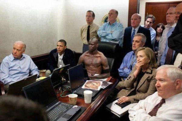 Balotelli alla Casa Bianca