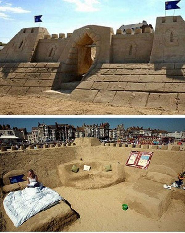 hotel di sabbia