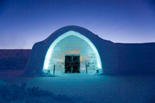 Ice Hotel 1