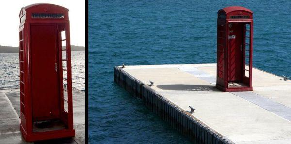 cabina-doccia Isole Vergini