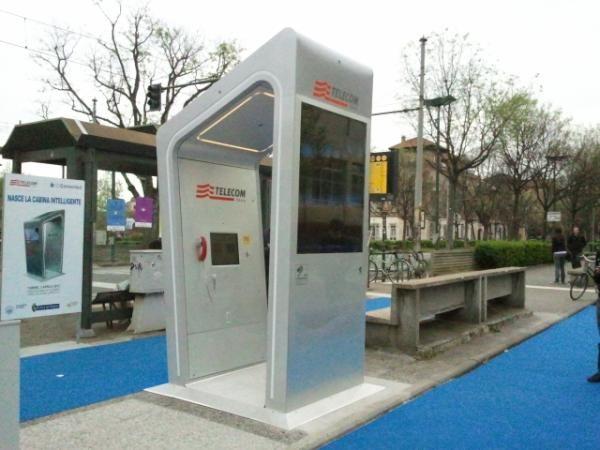 cabina intelligente Torino