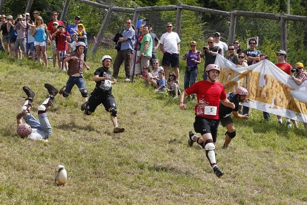 Cheese Rolling Festival 2
