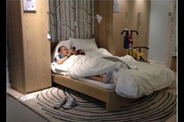 cinesi da Ikea 1