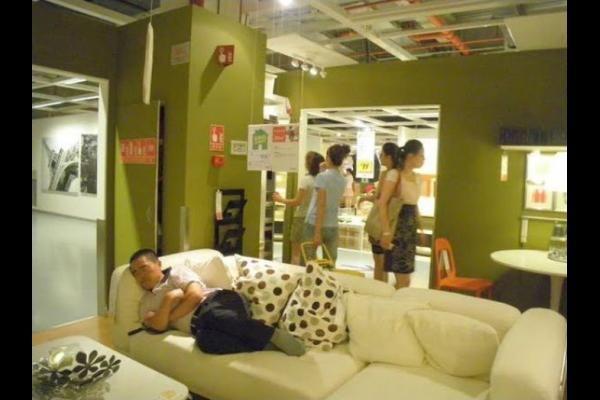 cinesi da Ikea 2