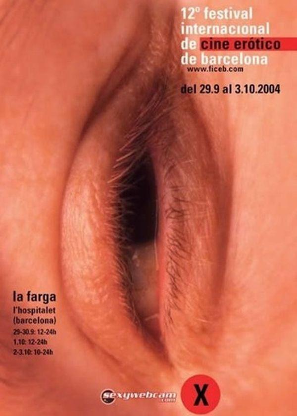 manifesto festival cinema erotico Barcellona