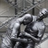 Statua testata Zidane 1