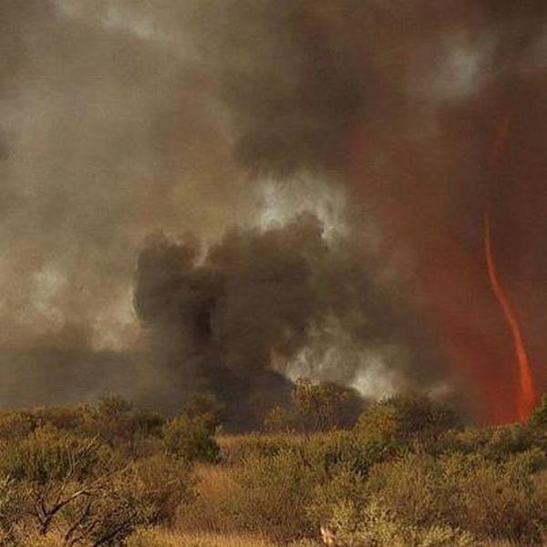 tornado di fuoco 2