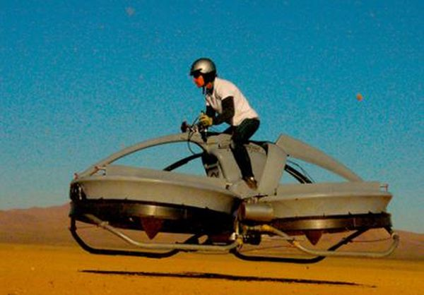 Hoverbike 1