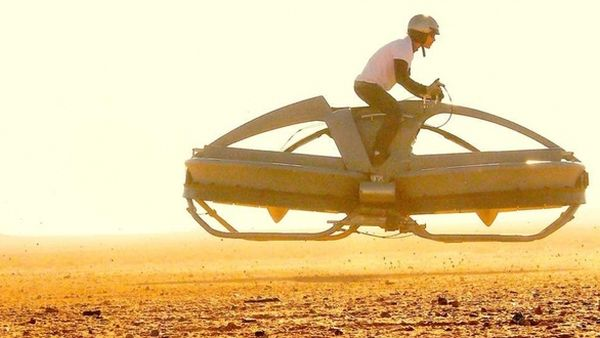 Hoverbike 2