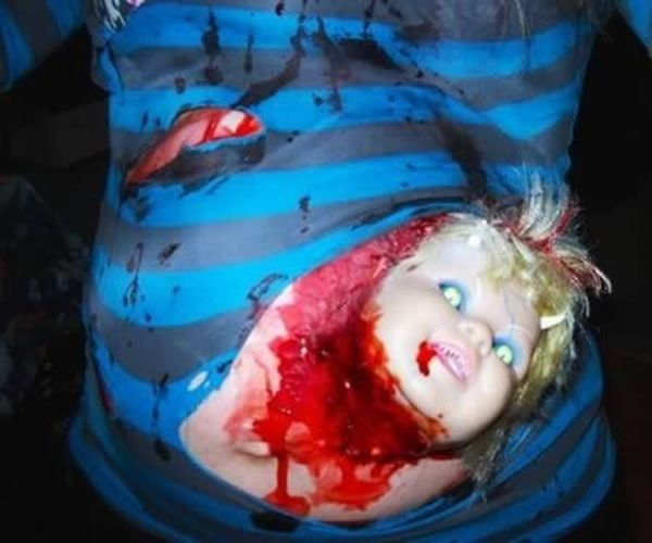 Halloween: bambola assassina