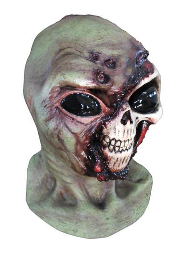 Maschera alieno morto