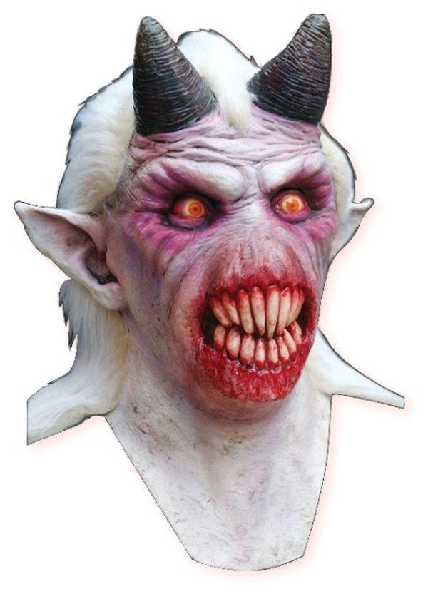 Maschera bestia orribile