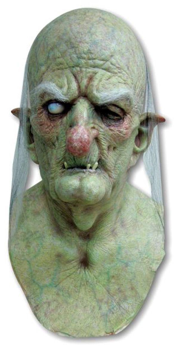 Maschera guardiano della tomba