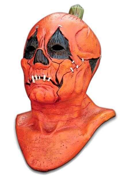 Maschera Testa di zucca