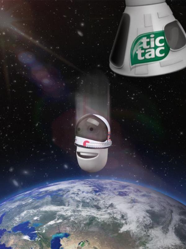 Parodia Baumgartner tic-tac