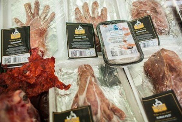 Resident Evil 6: carne umana