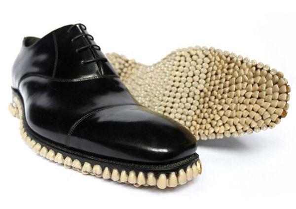 Scarpe dentate 1