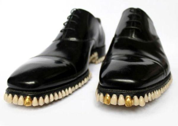 Scarpe dentate 2