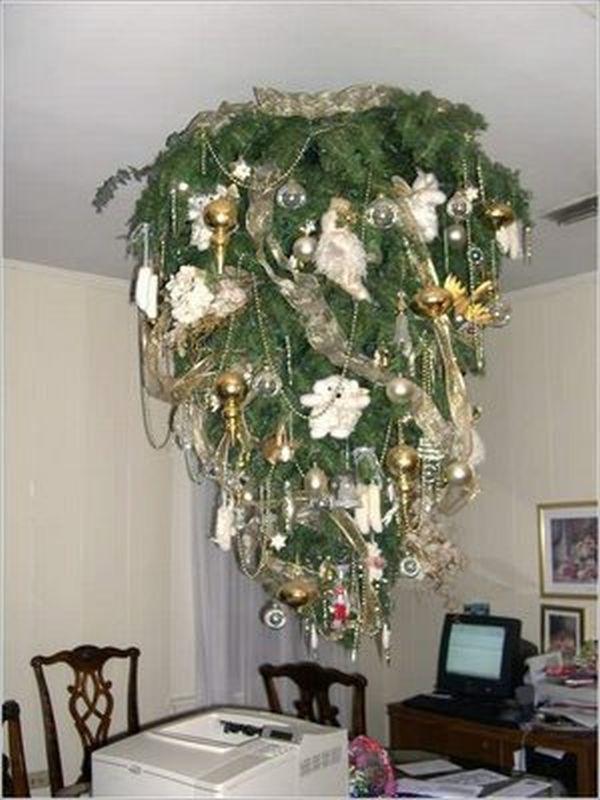 Albero di Natale lampadario