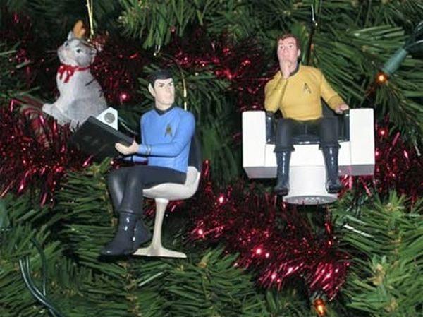 Palle di Natale Star Trek