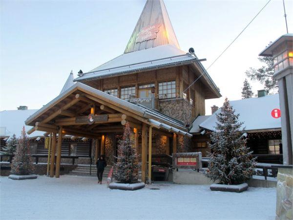 La casa di Santa Claus