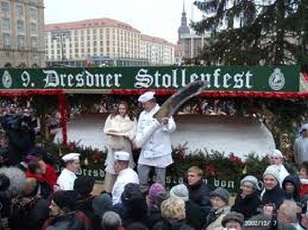 Stollen da record a Dresda 1
