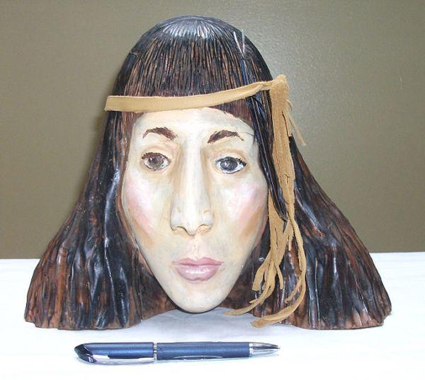Testa di Cher