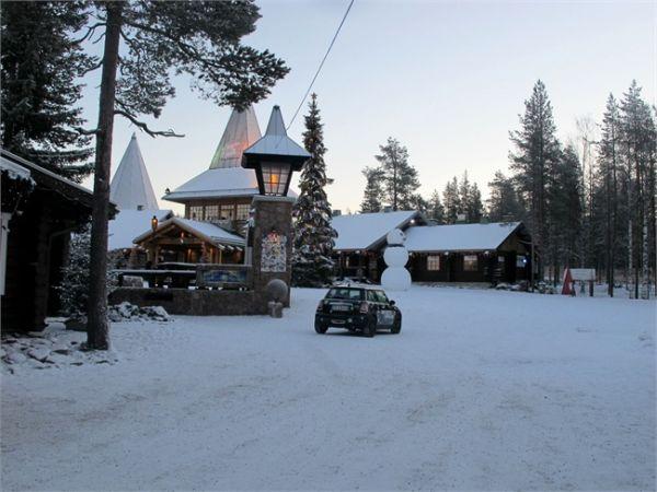 Villaggio di Santa Claus