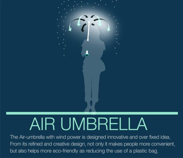 Air Umbrella 3