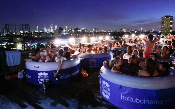 Hot Tub Cinema 2