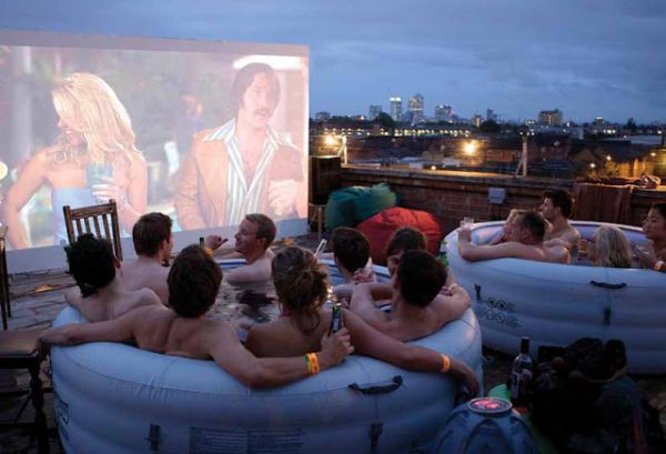 Hot Tub Cinema 1