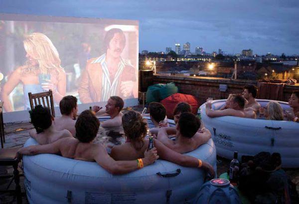 Hot Tub Cinema 1