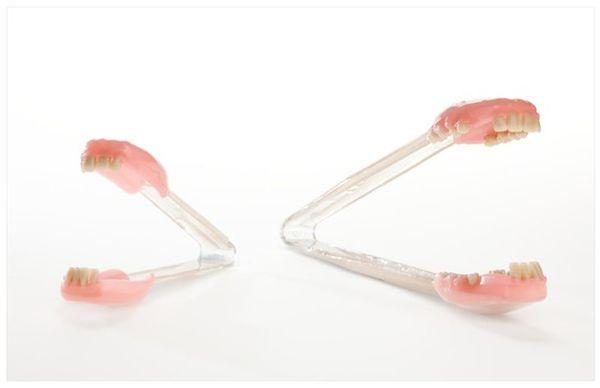 Pinza-dentiera
