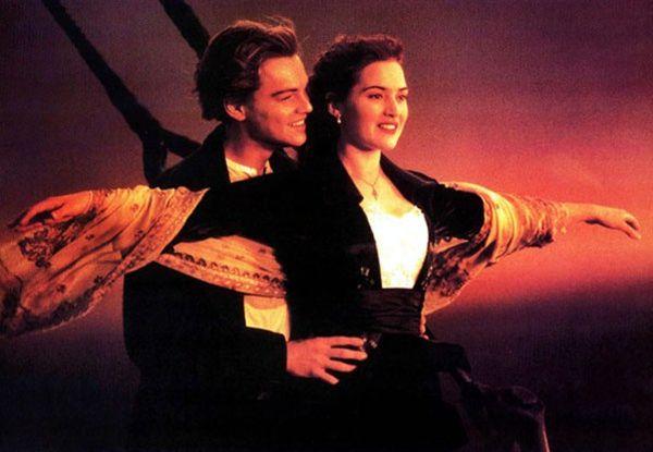 Scena da Titanic