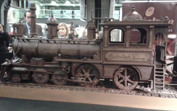 Treno di cioccolato 2