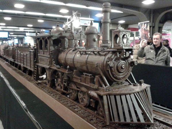 Treno di cioccolato 3