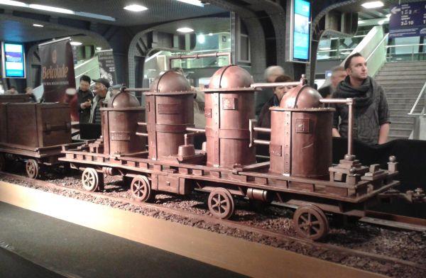 Treno di cioccolato 4