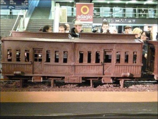 Treno di cioccolato 5
