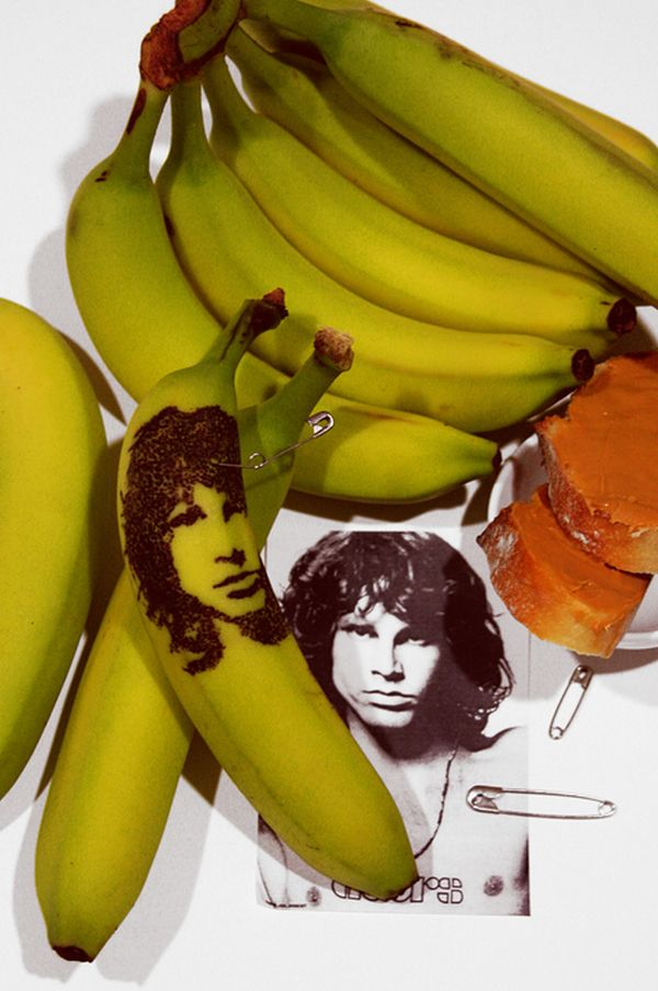 banana Jim Morrison