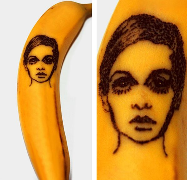 banana Twiggy