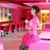 Cameriera Barbie Cafe