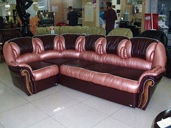 divano pubico