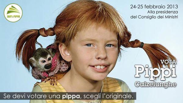 Manifesto Pippi Calzelunghe