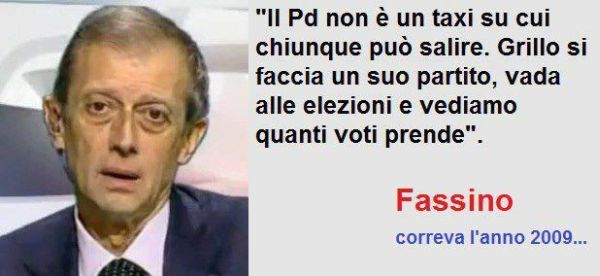 parodia Fassino