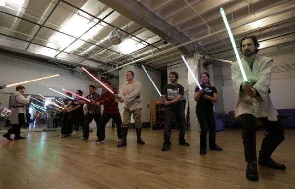 Scuola per Jedi 1