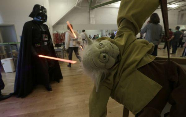 Scuola per Jedi 5
