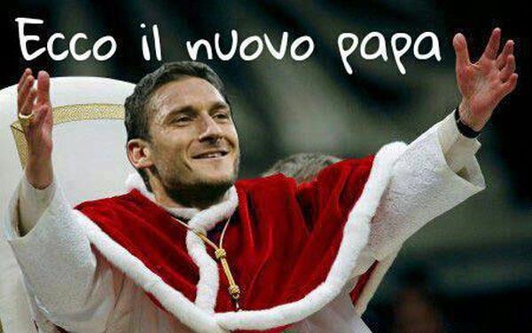 Totti-Papa
